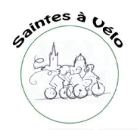 Saintes à vélo